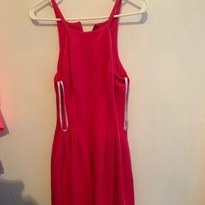 Calvin Klein business casual dress Pink